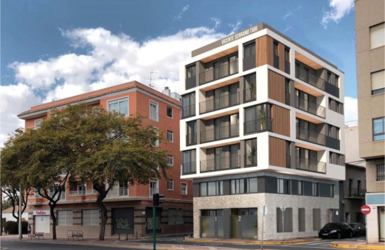 Apartment - New Builds - Elche - Elche