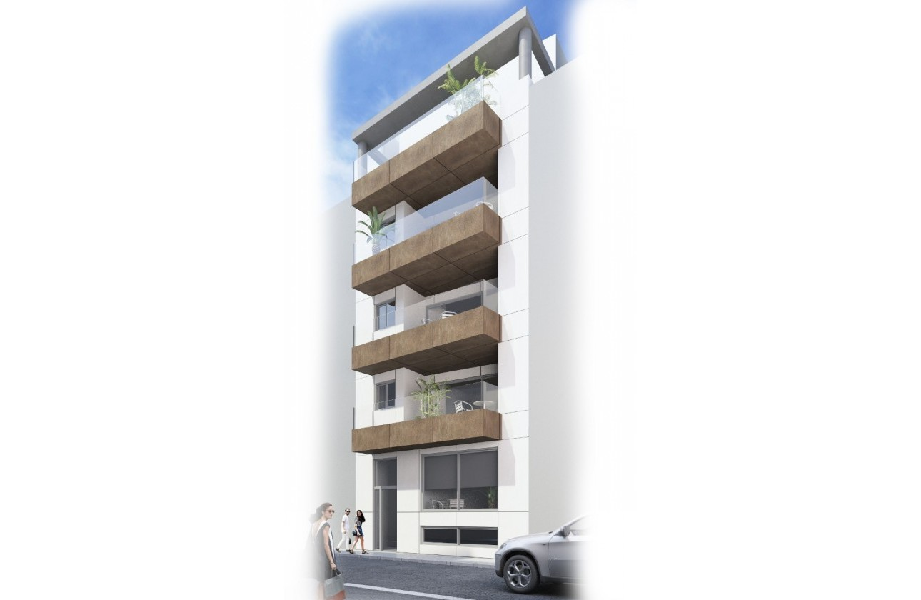 Apartment - New Builds - La Mata - La Mata