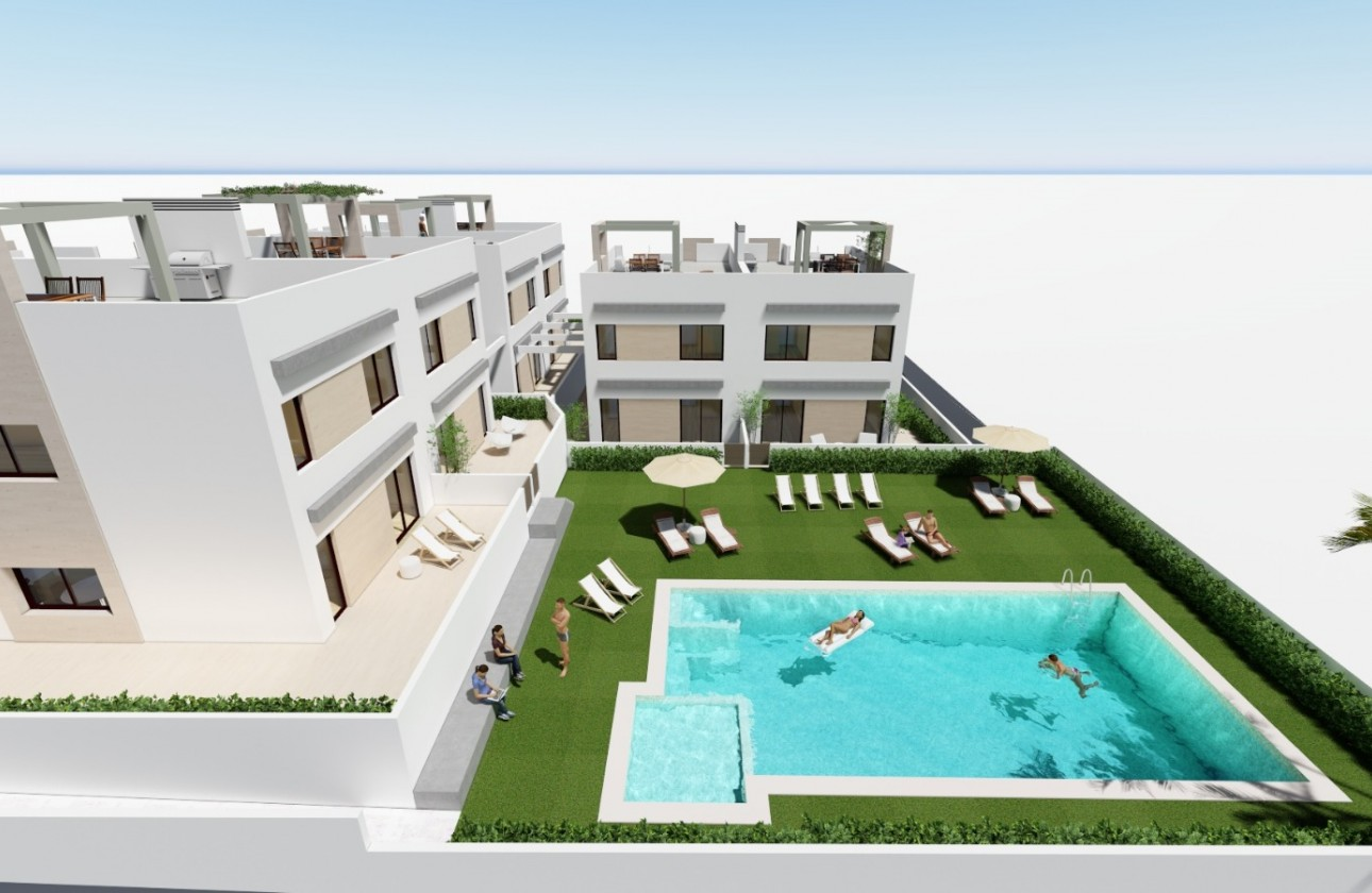 Apartment - New Builds - Los Dolses - Los Dolses