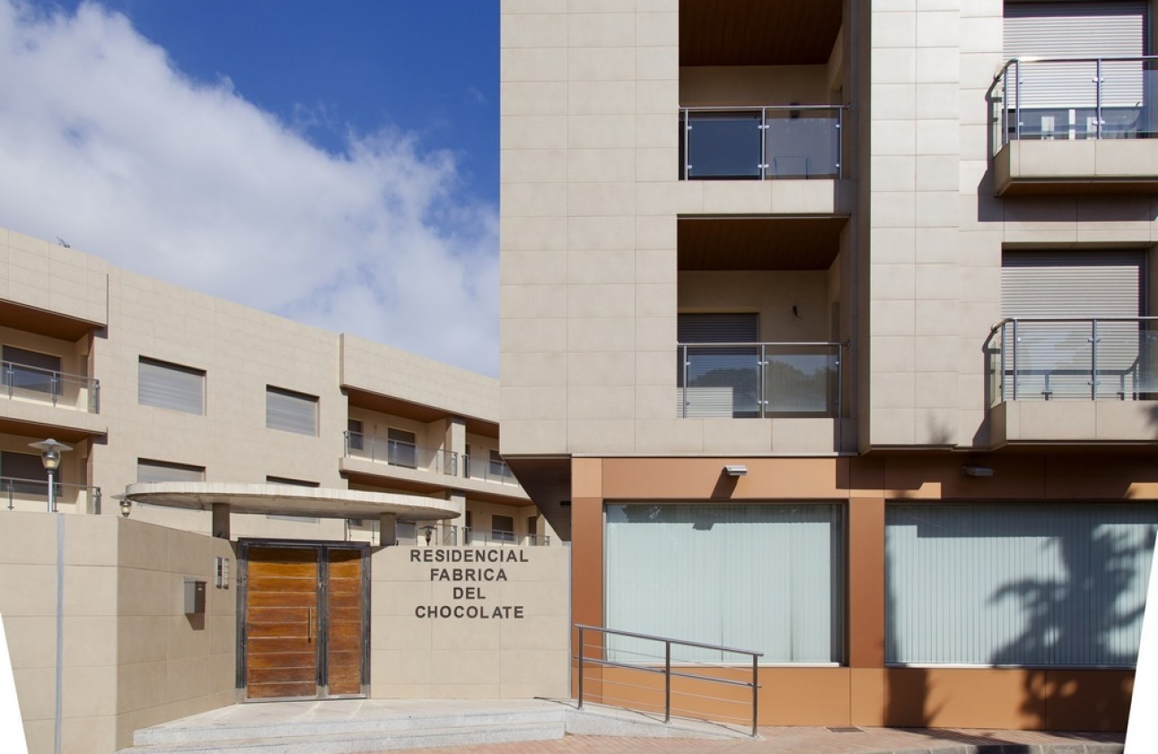 Apartment - New Builds -  - Murcia
