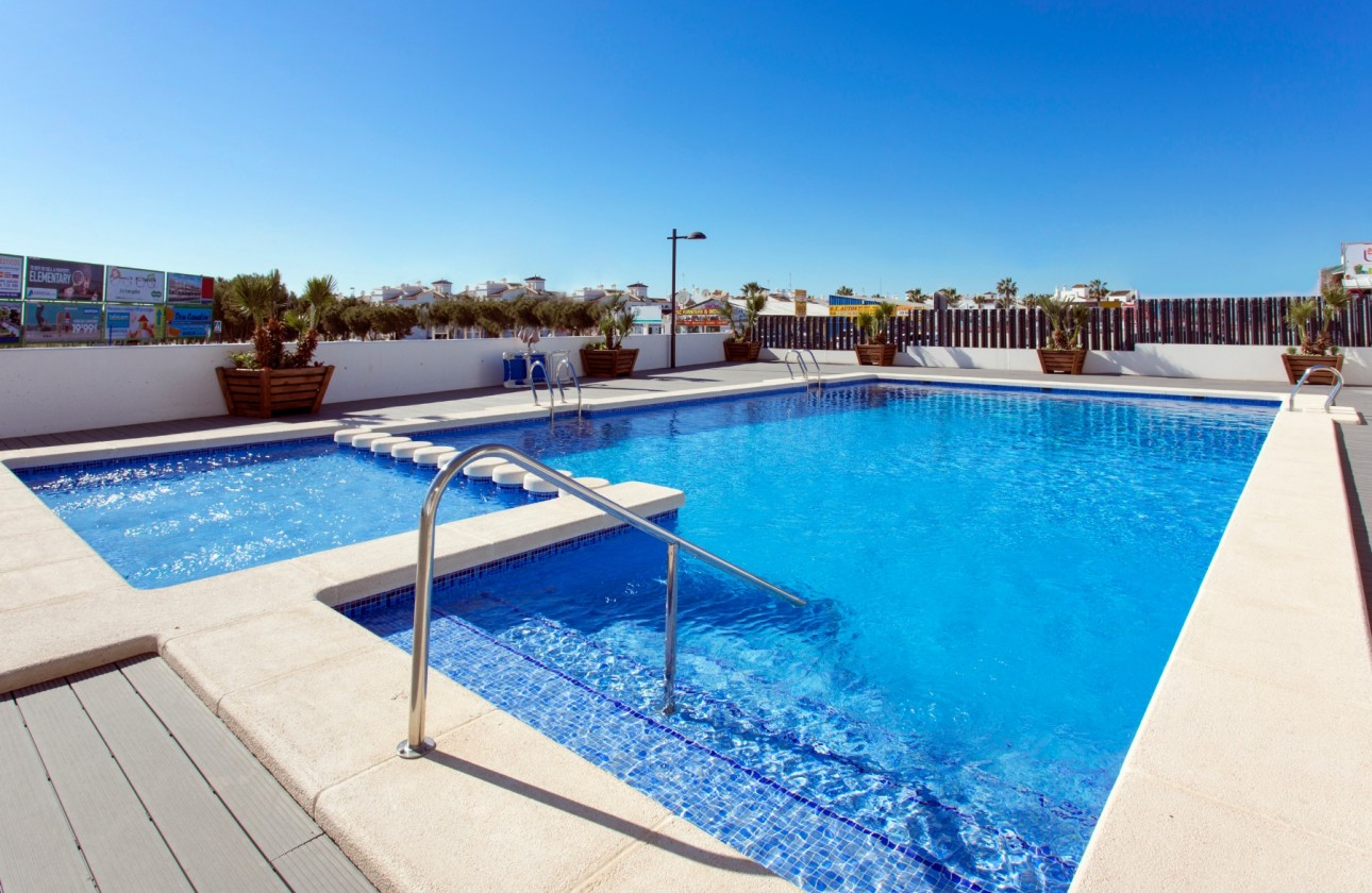 Apartment - New Builds - Orihuela Costa - Villamartin