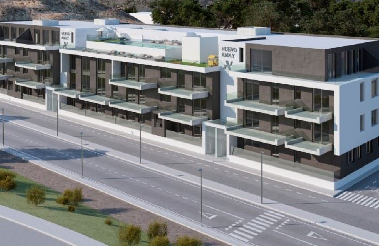 Apartment - New Builds - Orihuela - Orihuela