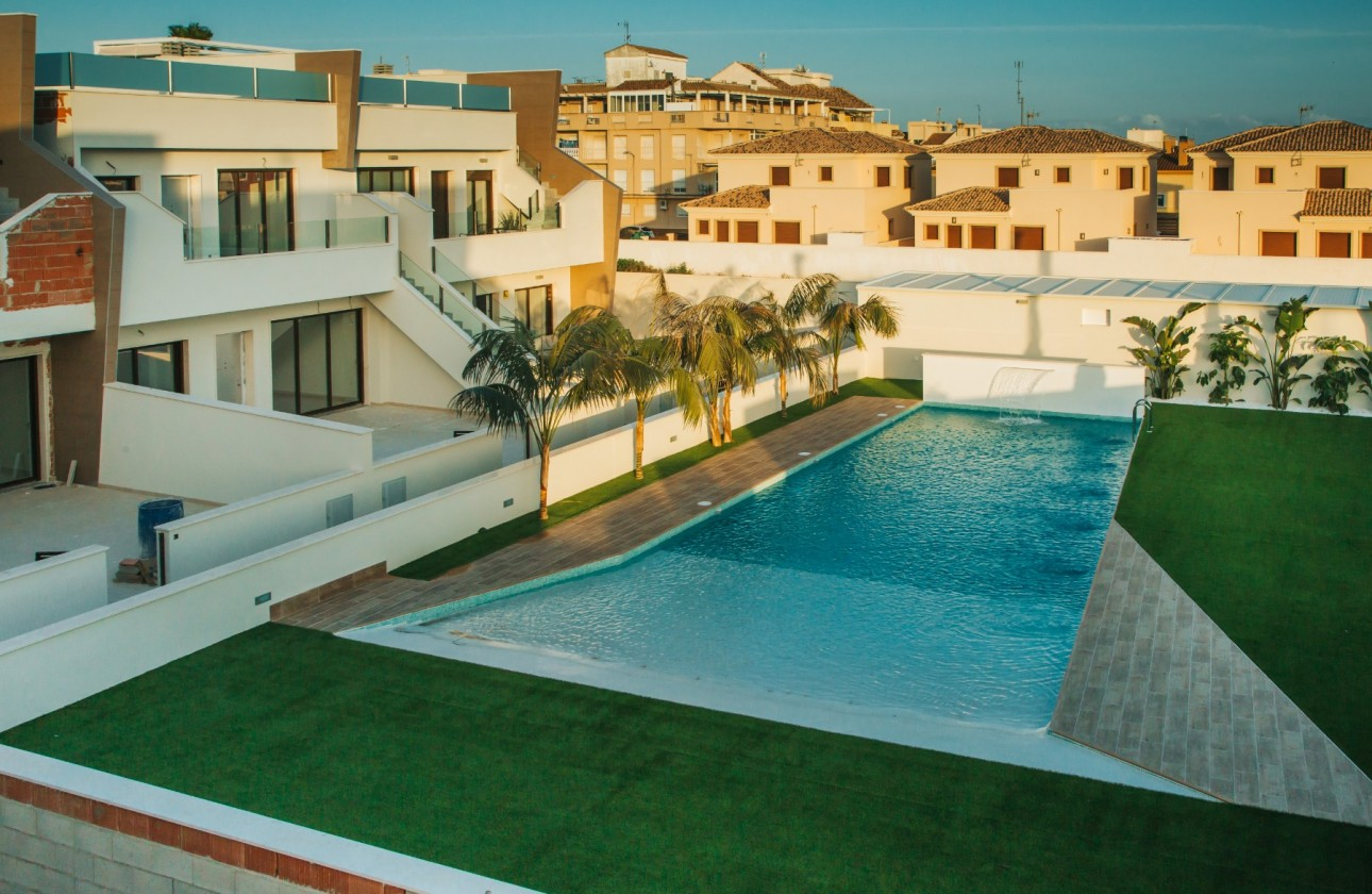 Apartment - New Builds - Pilar de la Horadada - Alicante