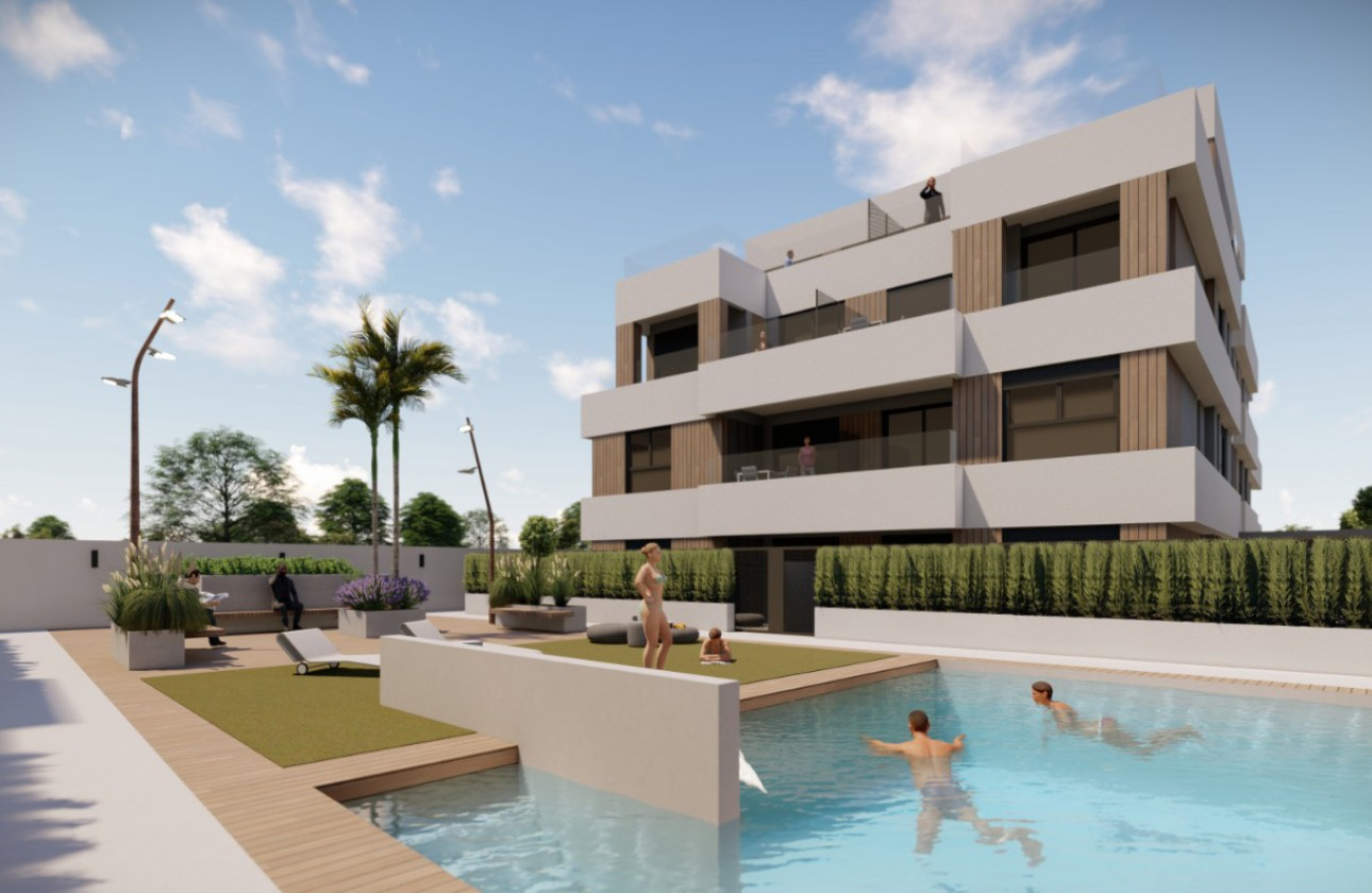 Apartment - New Builds - San Javier - Murcia