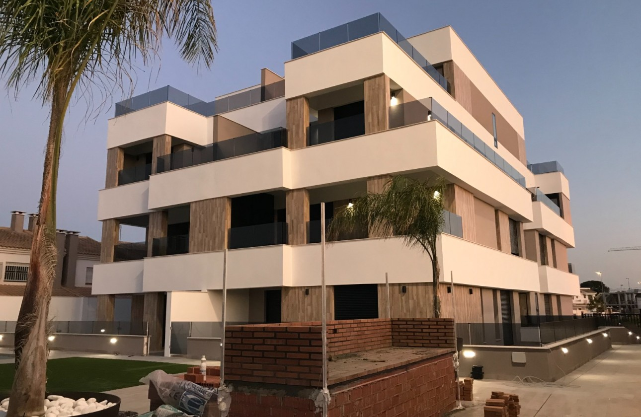 Apartment - New Builds - San Javier - San Javier