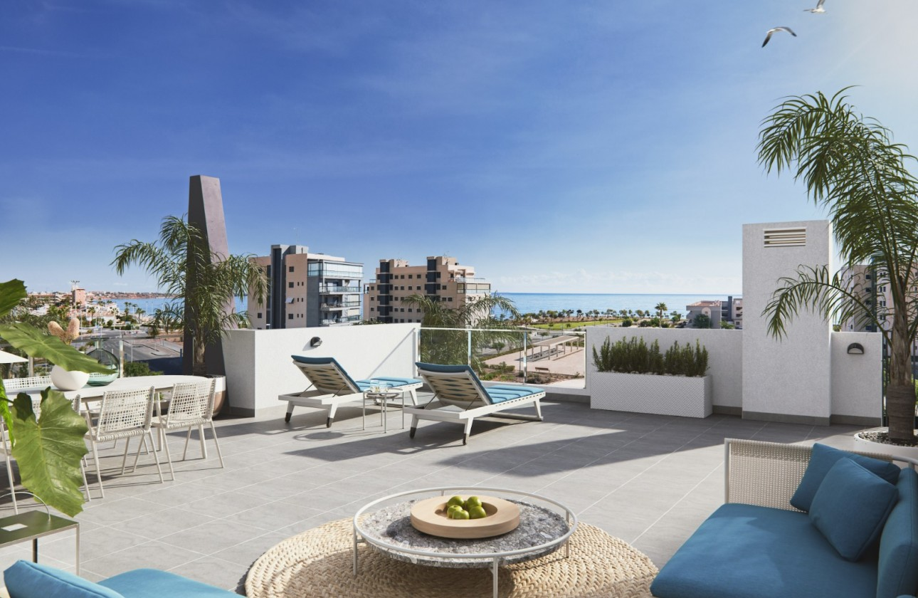Apartment - New Builds - Torre De La Horadada - Torre de la Horadada