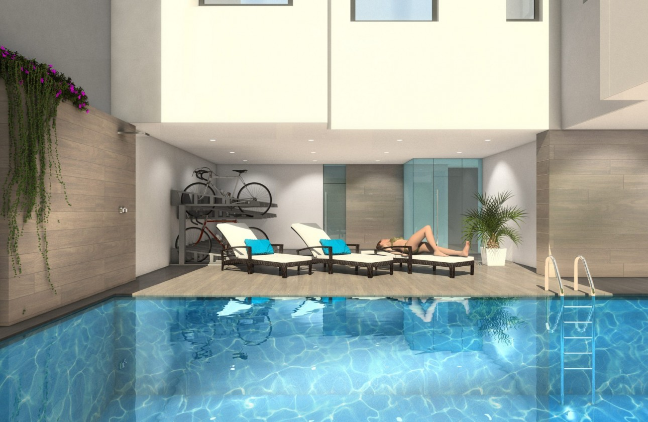 Apartment - New Builds - Torrevieja - Centro