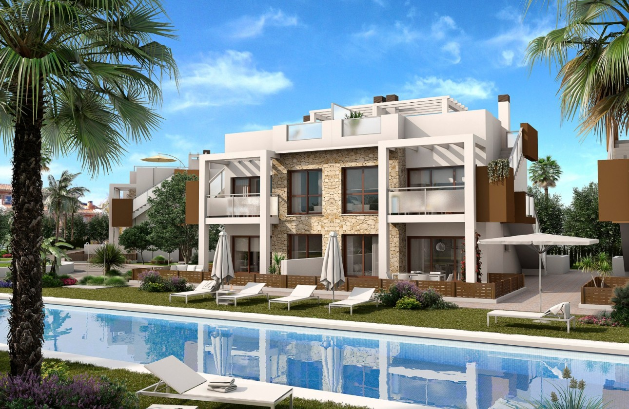Apartment - New Builds - Torrevieja - Los balcones