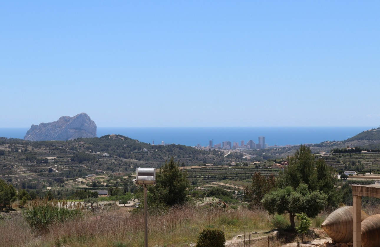 Apartment - Re-sales - Benissa - Centro