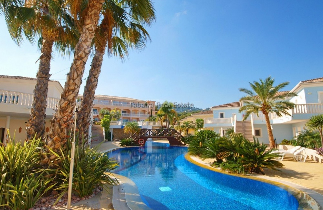 Apartment - Re-sales - Benissa - Fustera