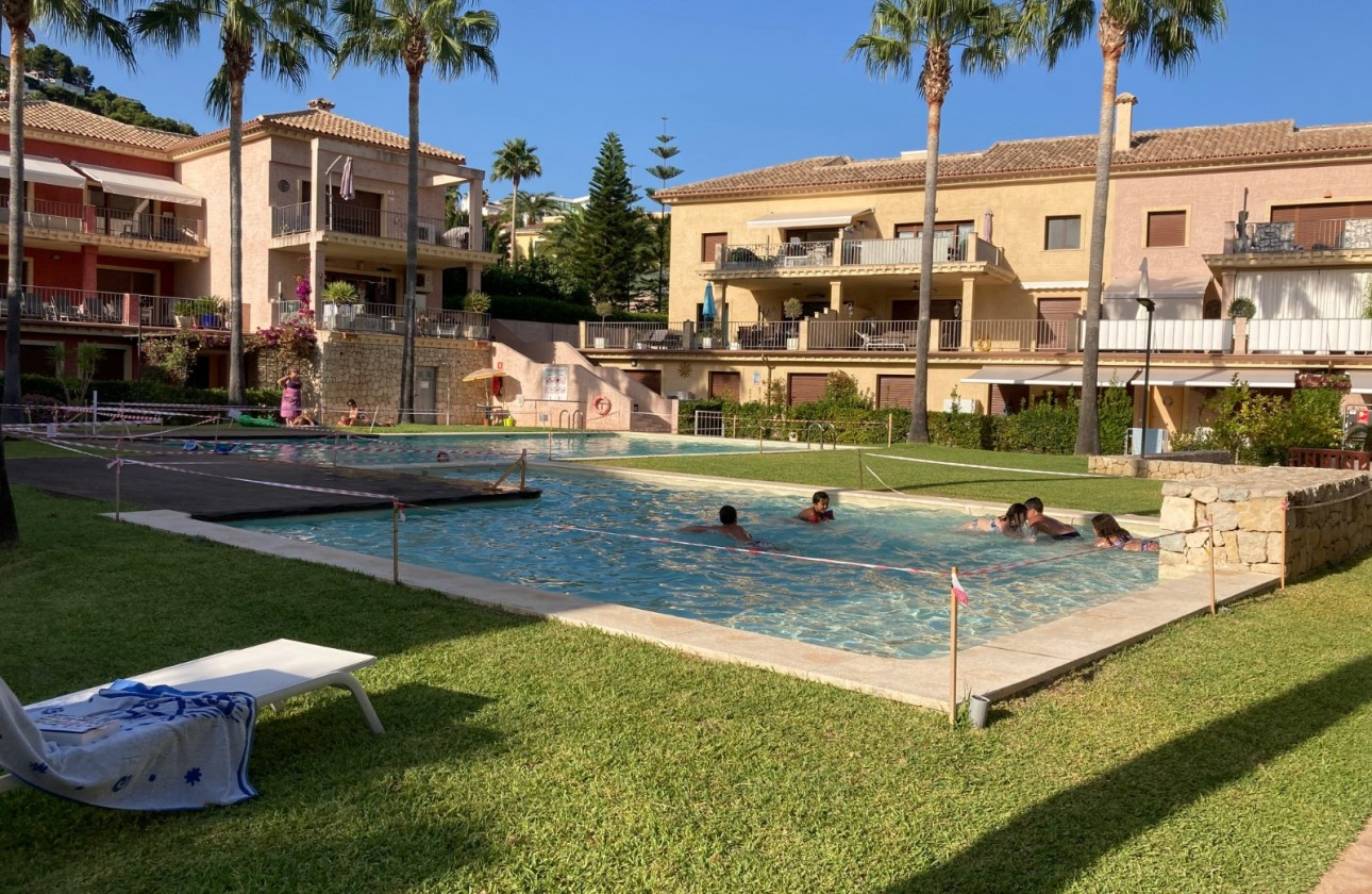 Apartment - Re-sales - Benissa - Montemar