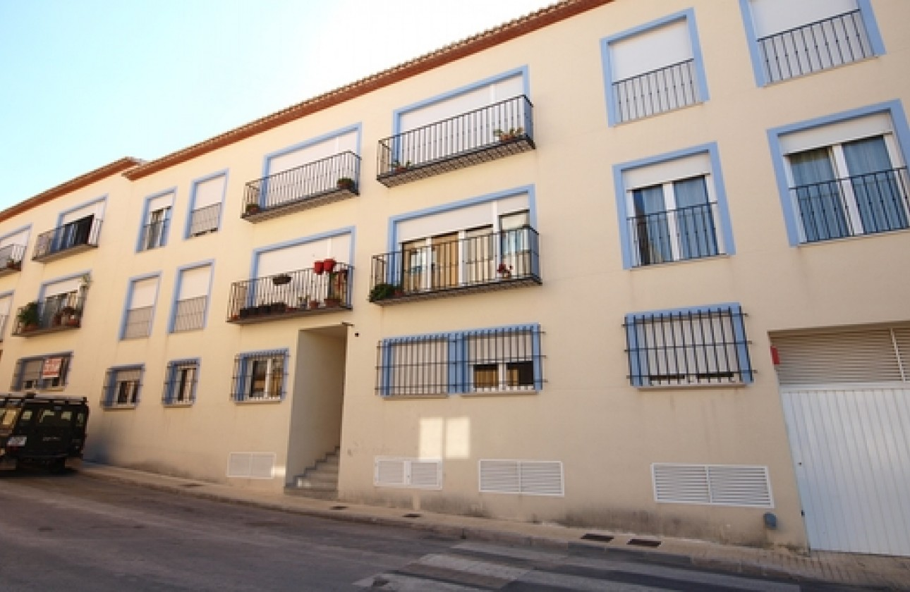 Apartment - Re-sales - Benitachell - Benitachell