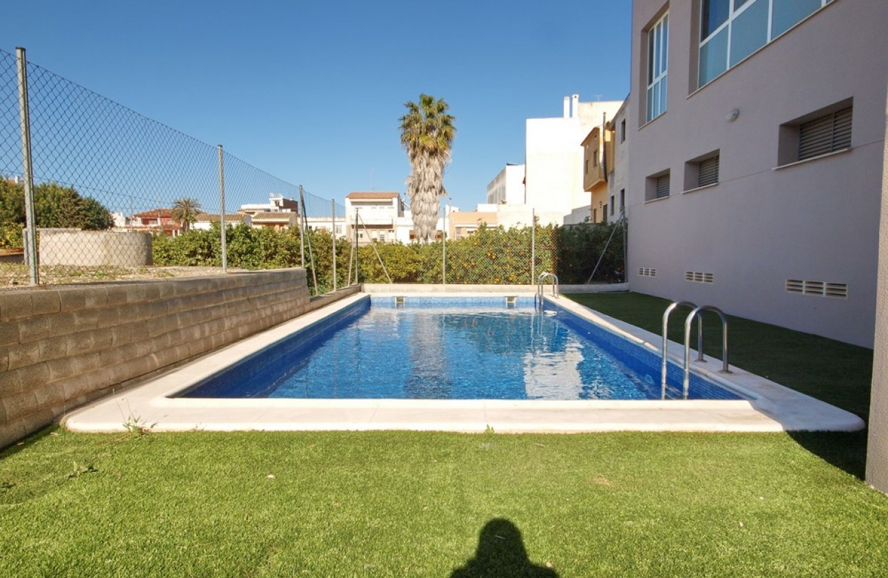 Apartment - Re-sales - Benitachell - Centro