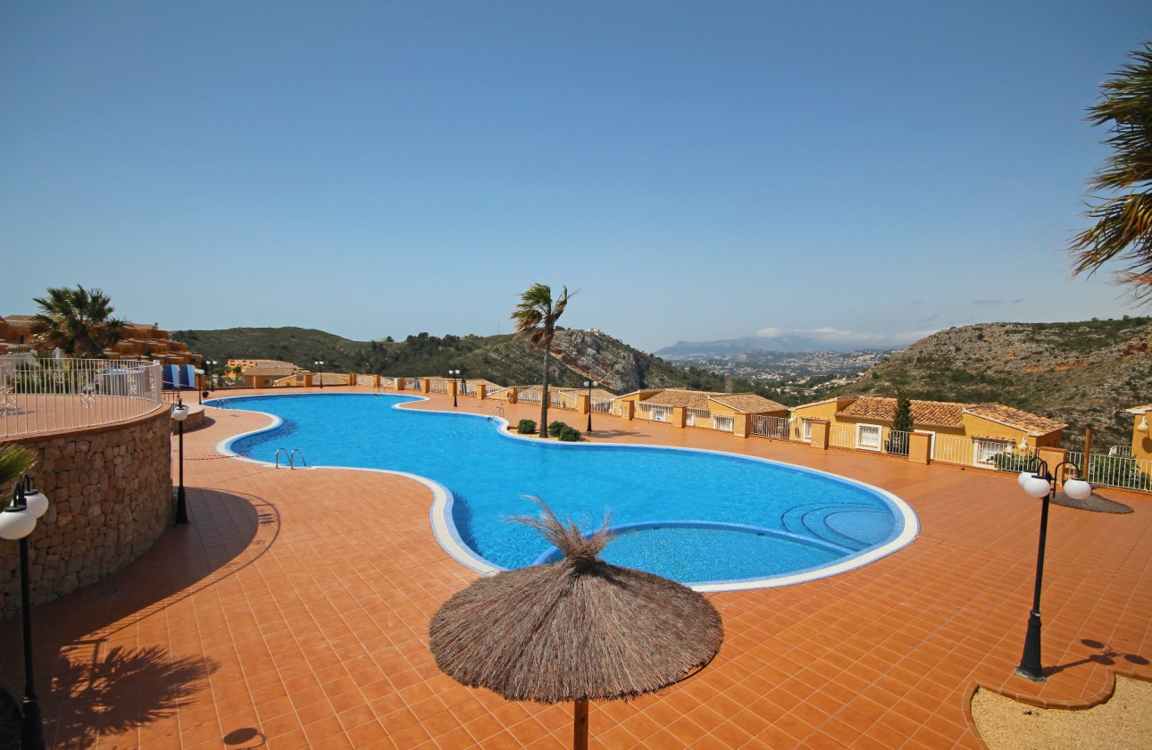 Apartment - Re-sales - Benitachell - Montecala CDS