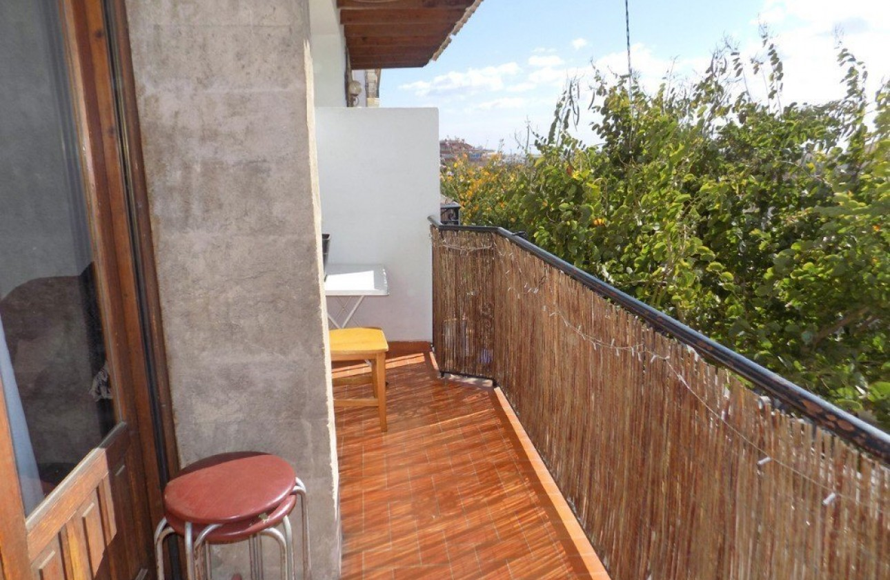 Apartment - Re-sales - Javea - Pueblo