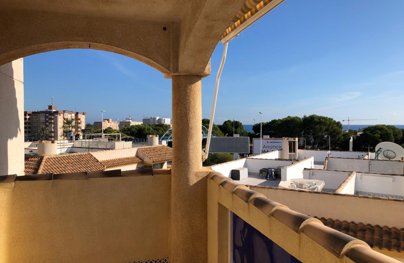 Apartment - Re-sales - La Zenia - Orihuela Costa