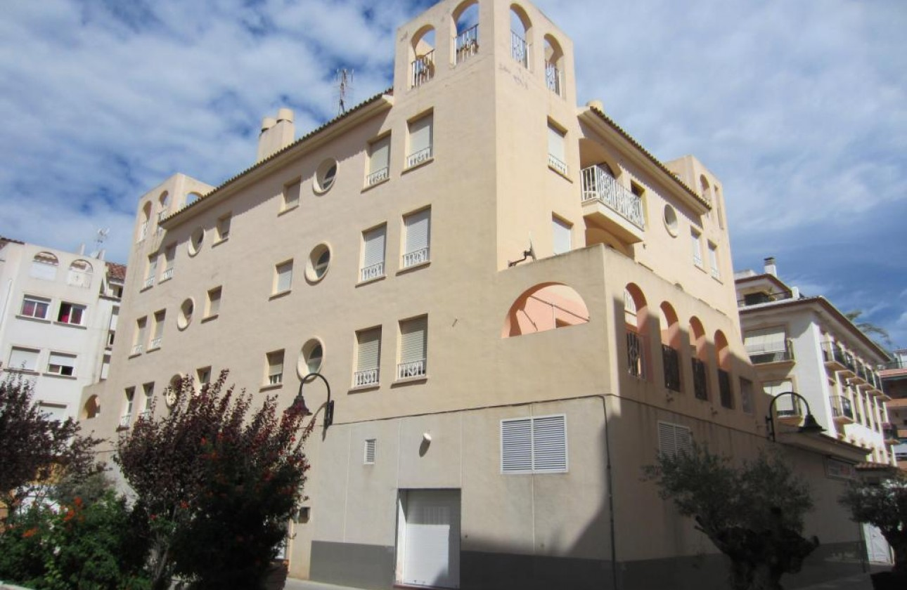 Apartment - Re-sales - Moraira - Casco Urbano