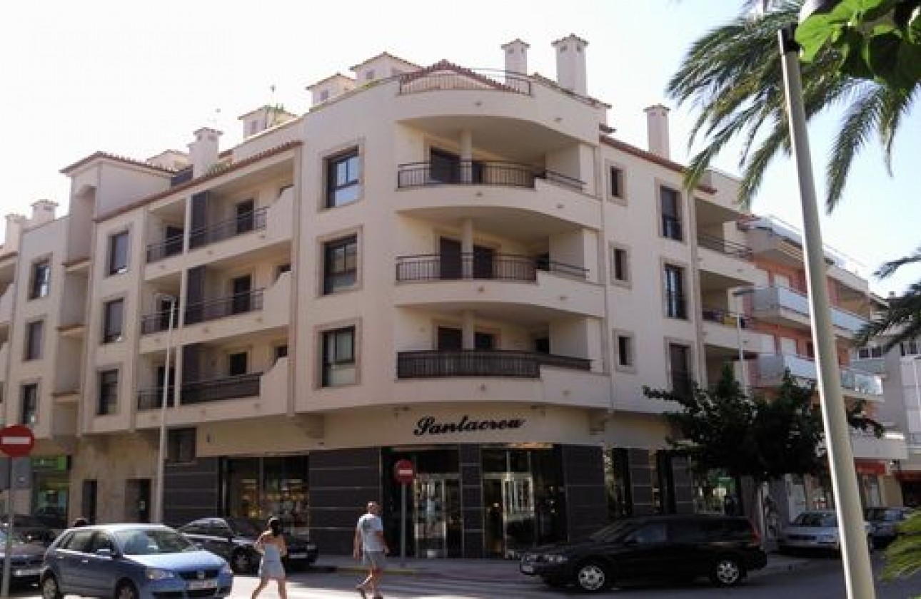 Apartment - Re-sales - Moraira - Moraira
