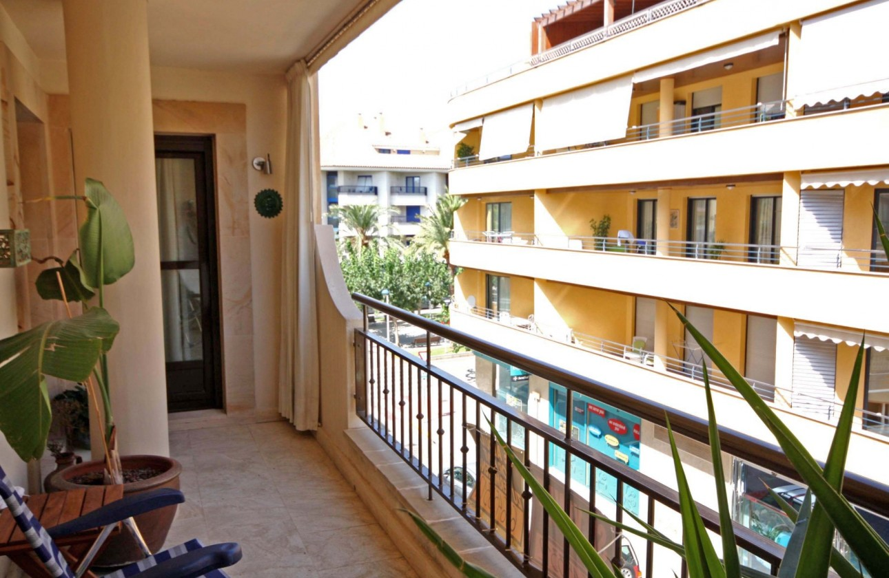 Apartment - Re-sales - Moraira - Town Centre