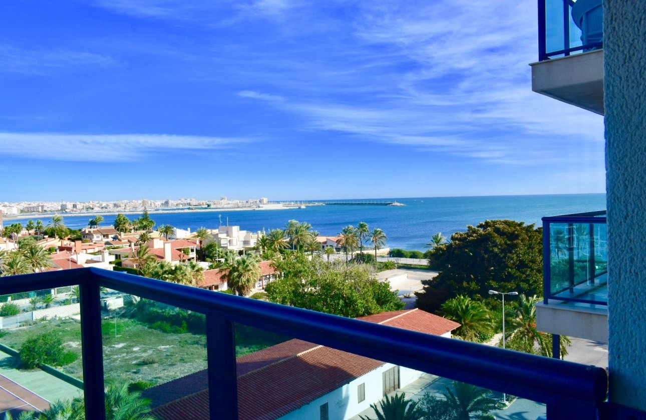 Apartment - Re-sales - Torrevieja - La veleta