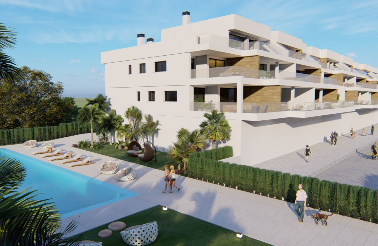 ApartmentNew Build - New Builds - Orihuela - Villamartin