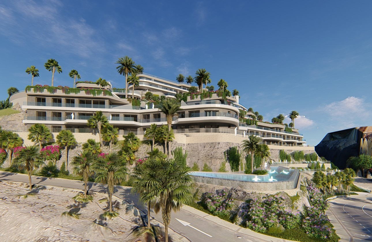 Appartement - New Builds - Aguilas - Aguilas