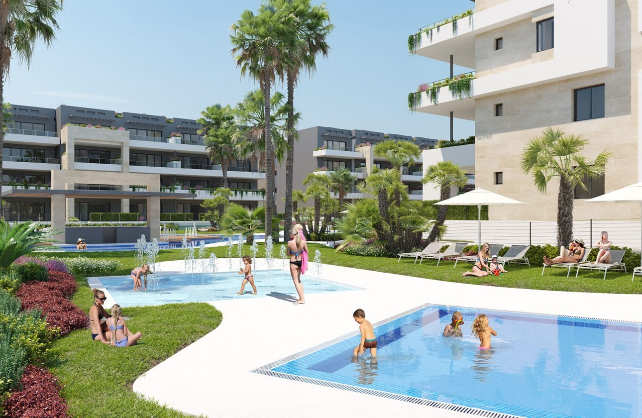 Appartement - New Builds - Playa Flamenca - Playa Flamenca