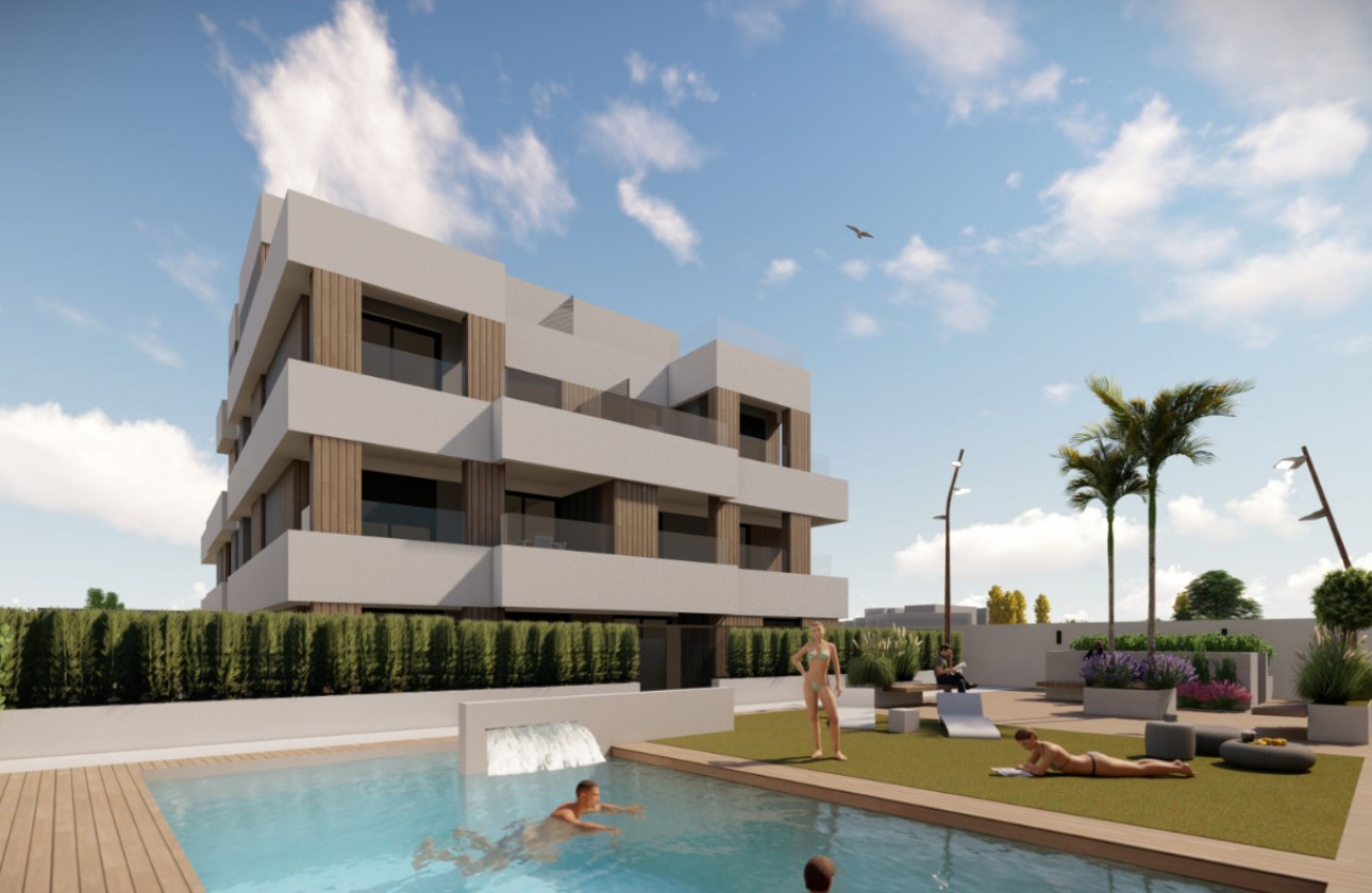Appartement - New Builds - San Javier - Murcia