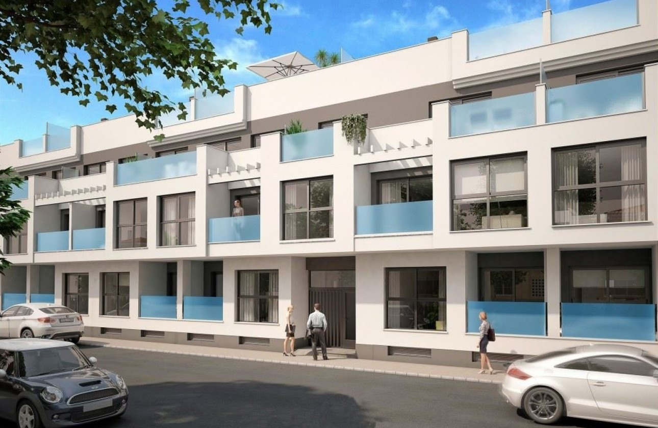 Appartement - New Builds - Torrevieja - Centro