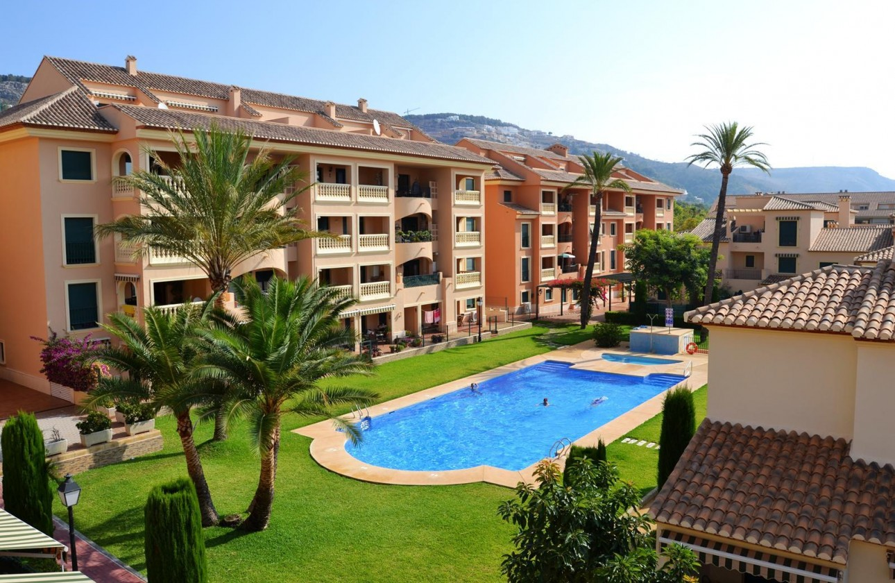 Bungalow - Re-sales - Javea - Puerto