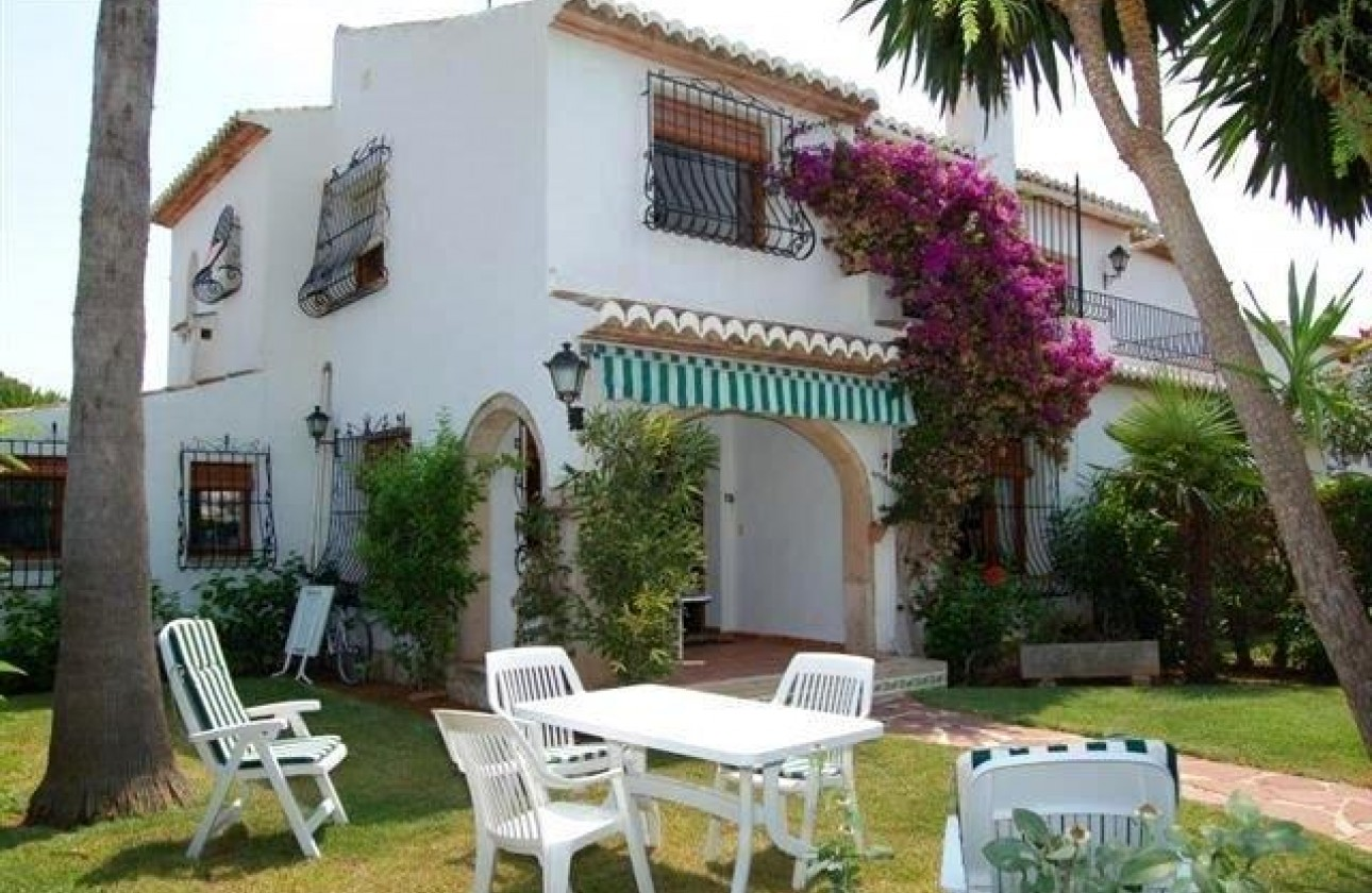 Bungalow - Re-sales - Javea - SEGUNDO MONTAÑAR