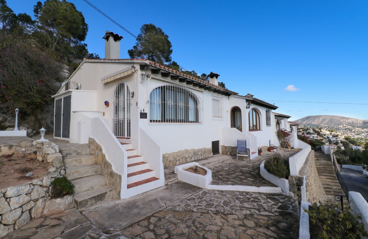 Bungalow - Re-sales - Moraira - Benimeit