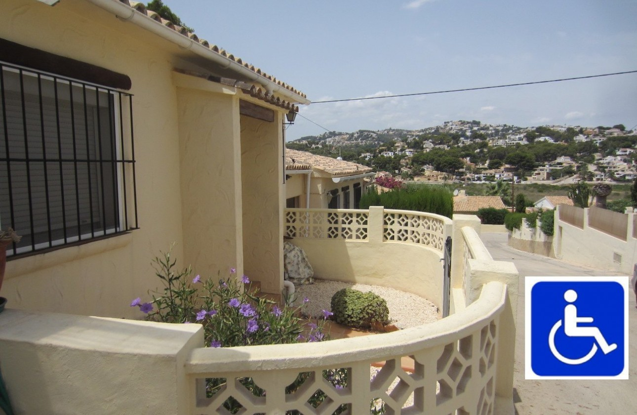 Bungalow - Re-sales - Moraira - Moraira