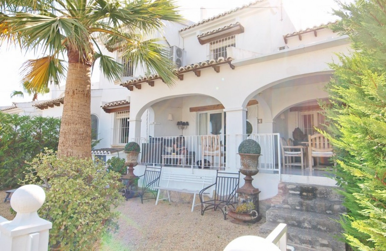 Bungalow - Re-sales - Moraira - Paichi