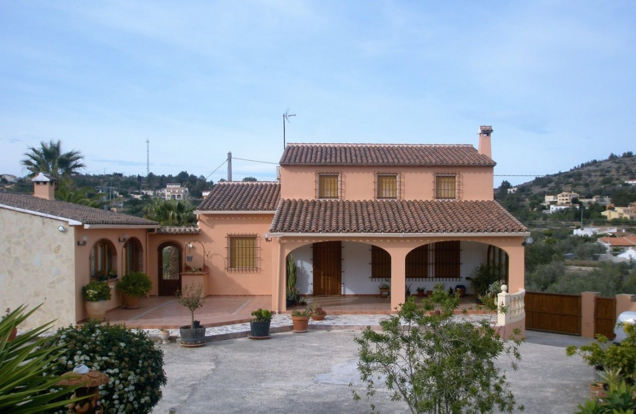 country house - Re-sales - Benissa - Benimallunt