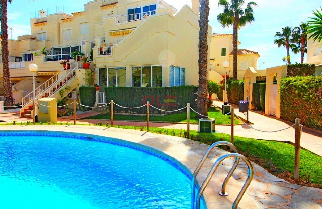 Ground floor apartment - Re-sales - Orihuela - Orihuela Costa