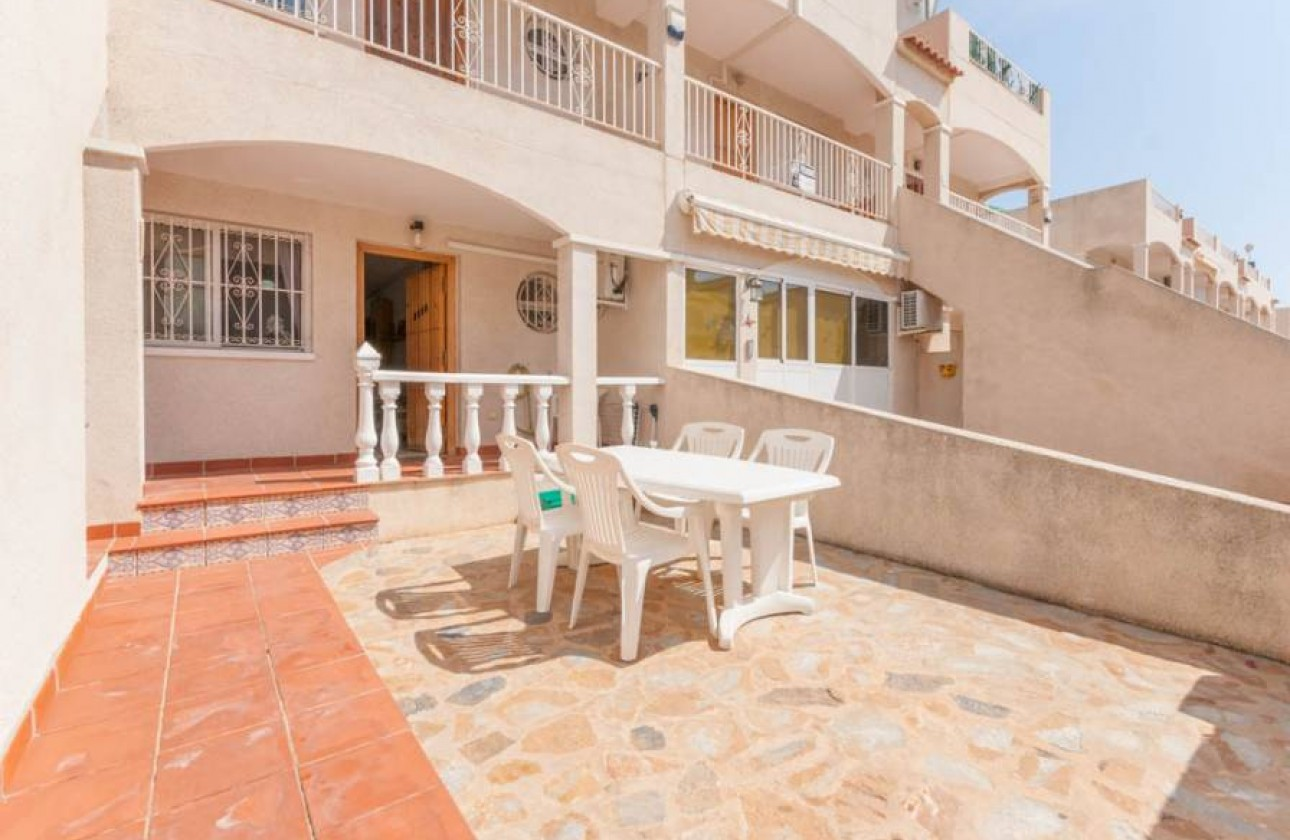 Ground Floor - Re-sales - Orihuela Costa - Playa Flamenca