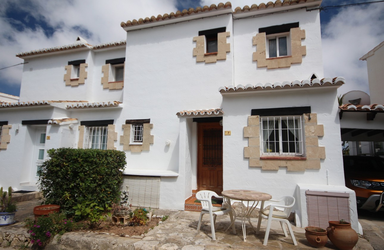 Linked Villa - Re-sales - Moraira - La Cometa