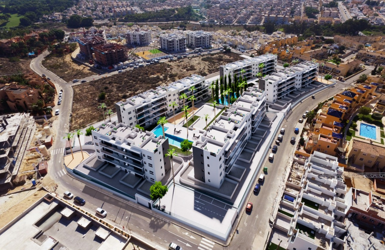 - New Builds - Villamartin - Villamartin