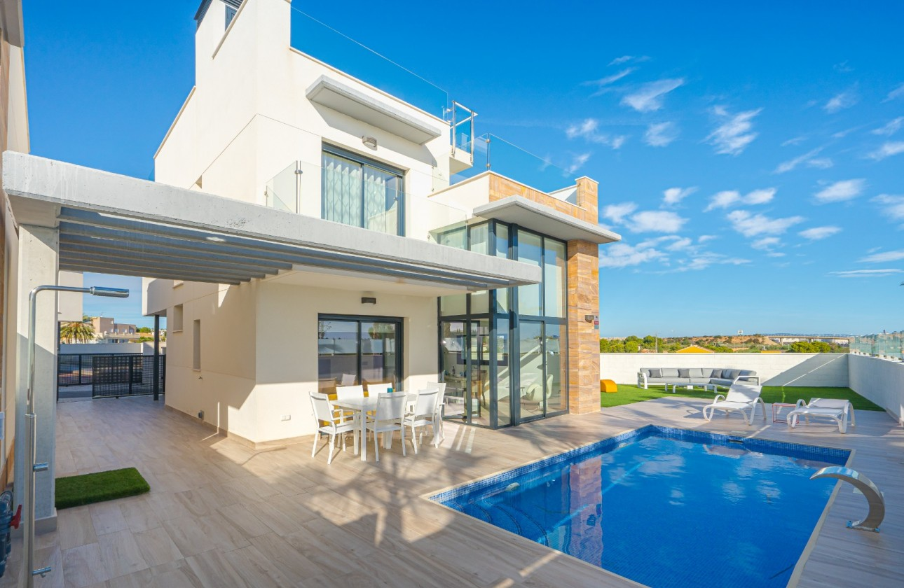 New BuildVilla - New Builds - Cabo Roig - Cabo Roig