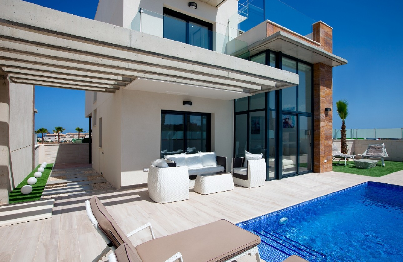 New BuildVilla - New Builds - Orihuela Costa - Orihuela Costa
