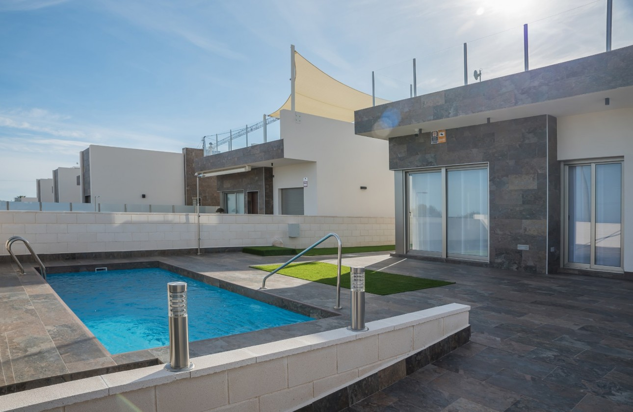New BuildVilla - New Builds - Villamartin - Villamartin