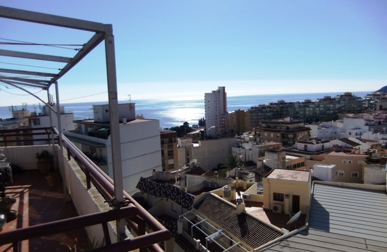Penthouse - Re-sales - Calpe - Calpe
