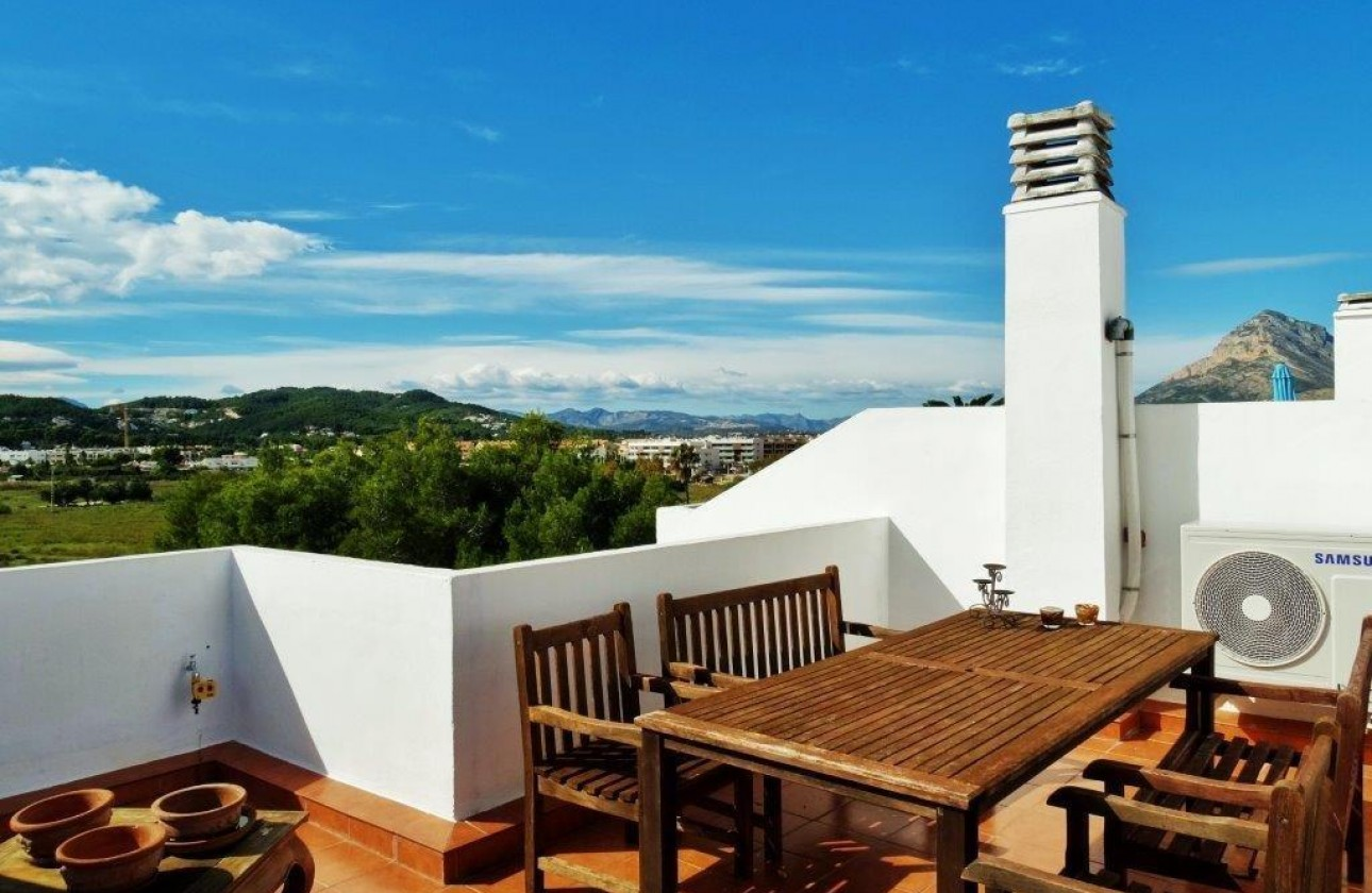 Penthouse - Re-sales - Javea - Arenal