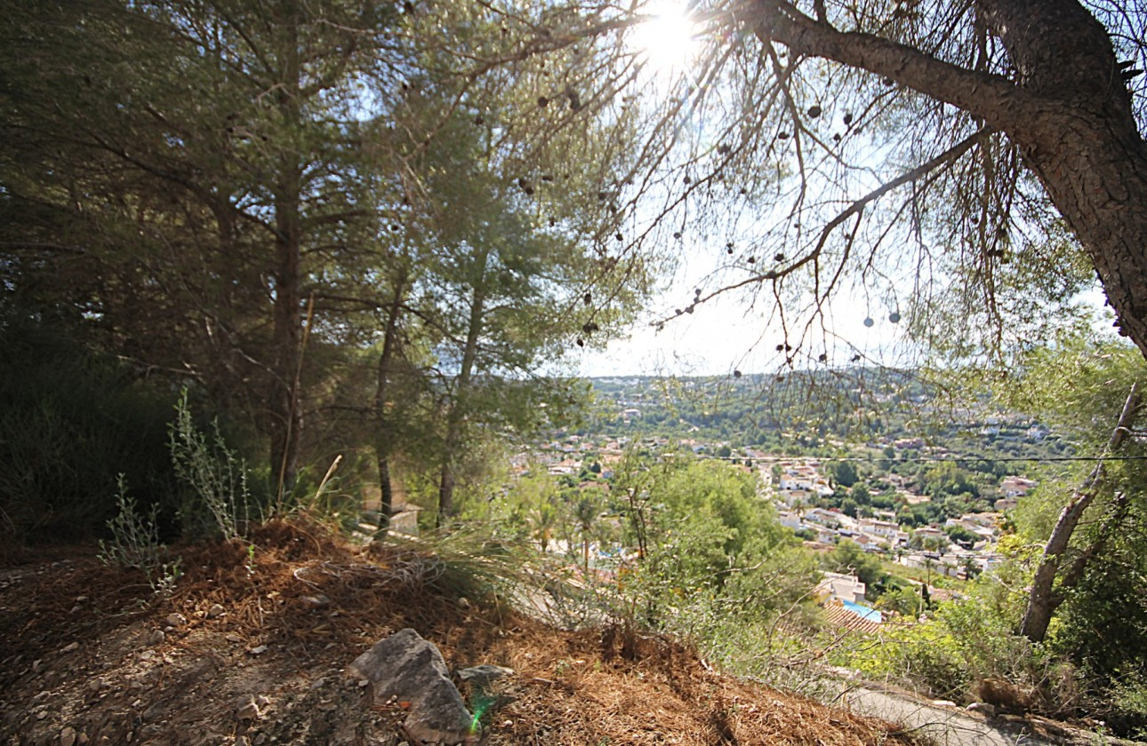 Plot - Re-sales - Moraira - Benimeit