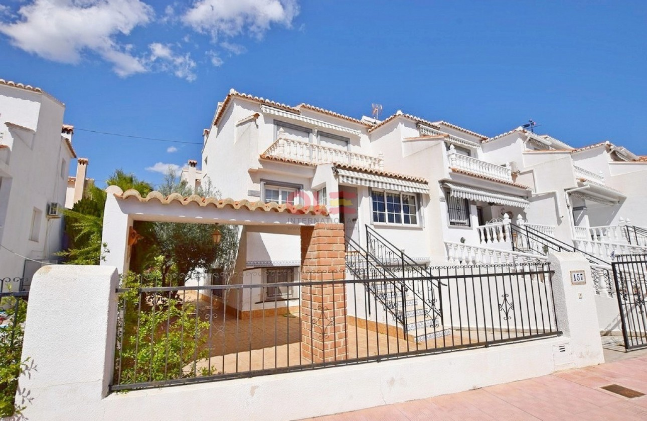 Semi-detached house - Re-sales - Torrevieja - Torrevieja