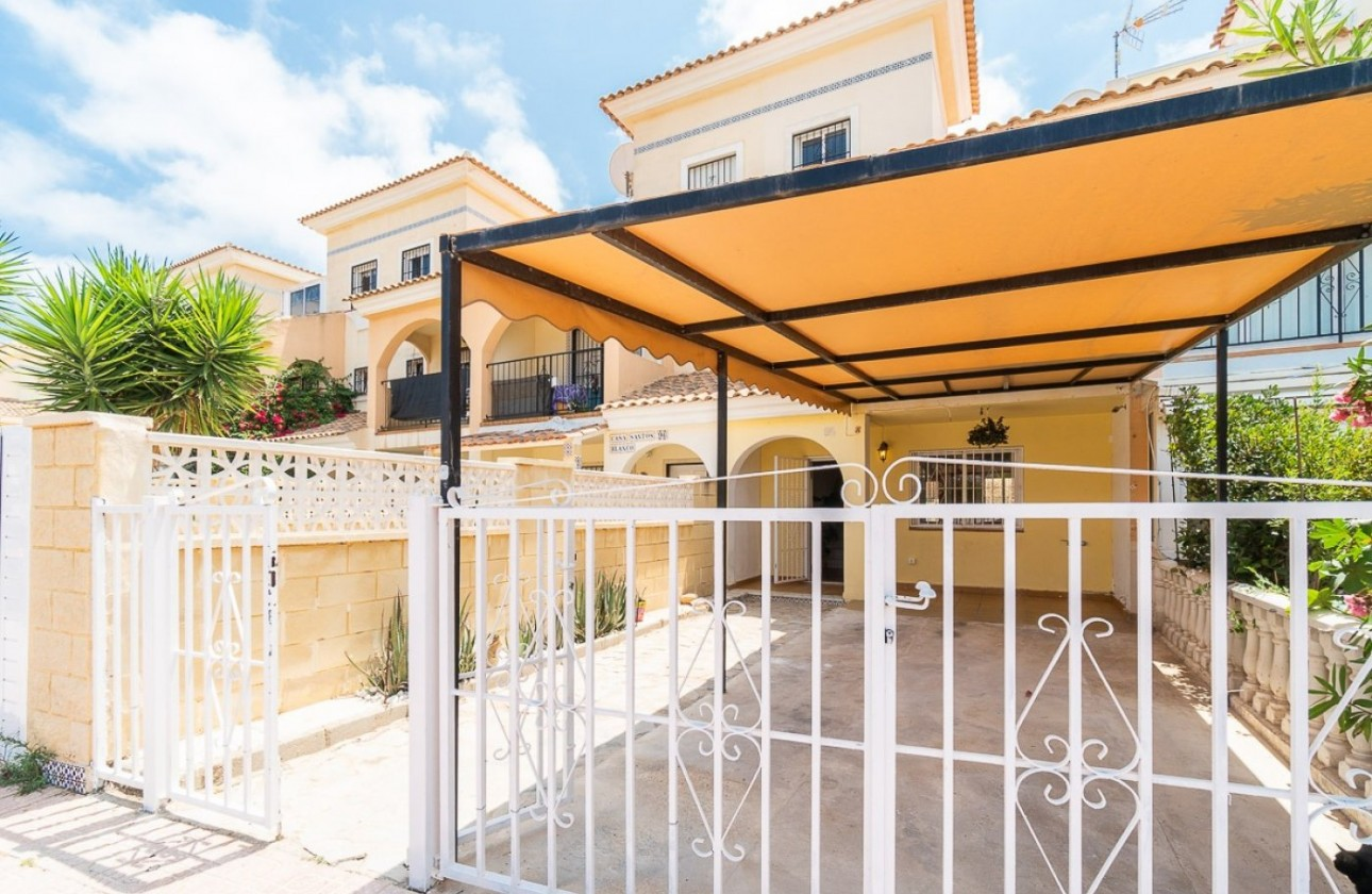 Terraced house - Re-sales - Orihuela Costa - Playa Flamenca Norte