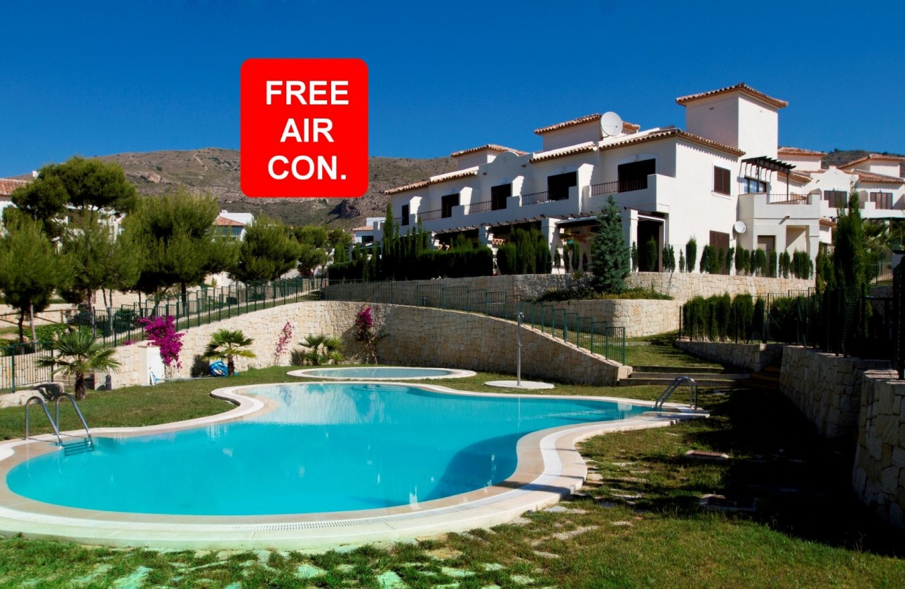 Townhouse - New Builds - Finestrat - Costa Blanca North, Finestrat