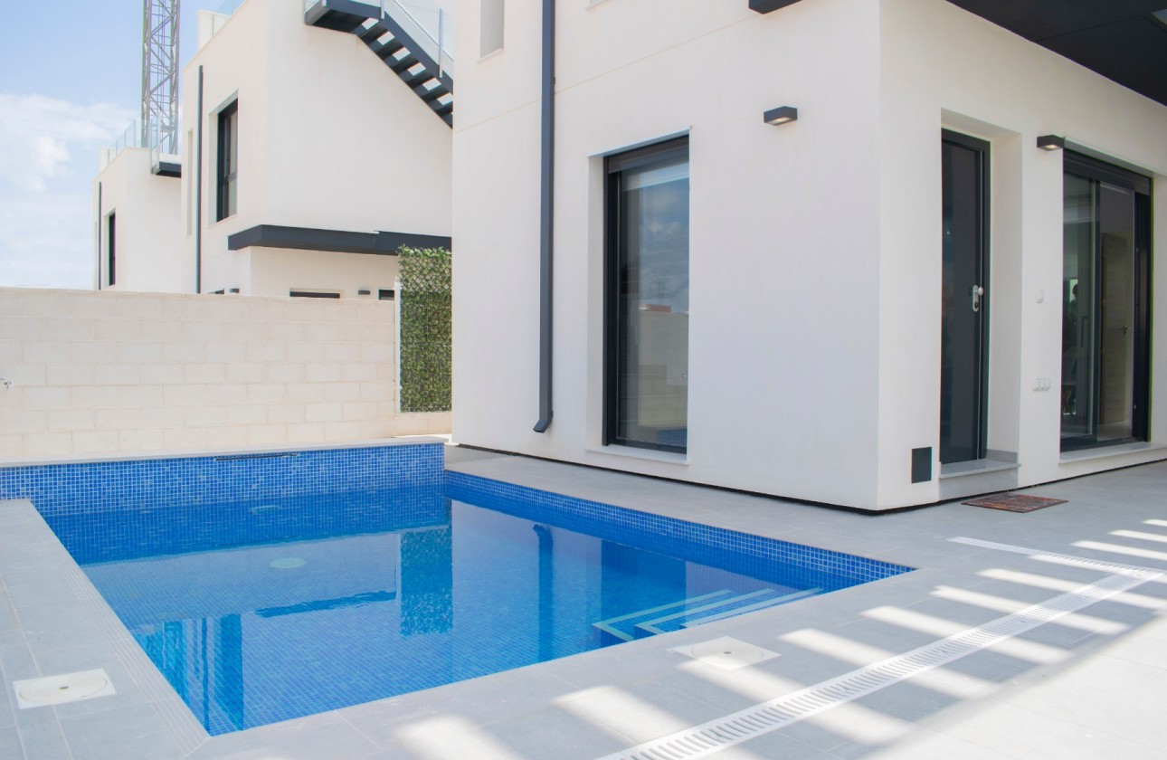Townhouse - New Builds - Orihuela Costa - Alicante