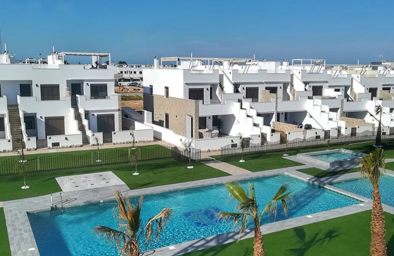 Townhouse - New Builds - Pilar de la Horadada - PILAR DE LA HORADADA